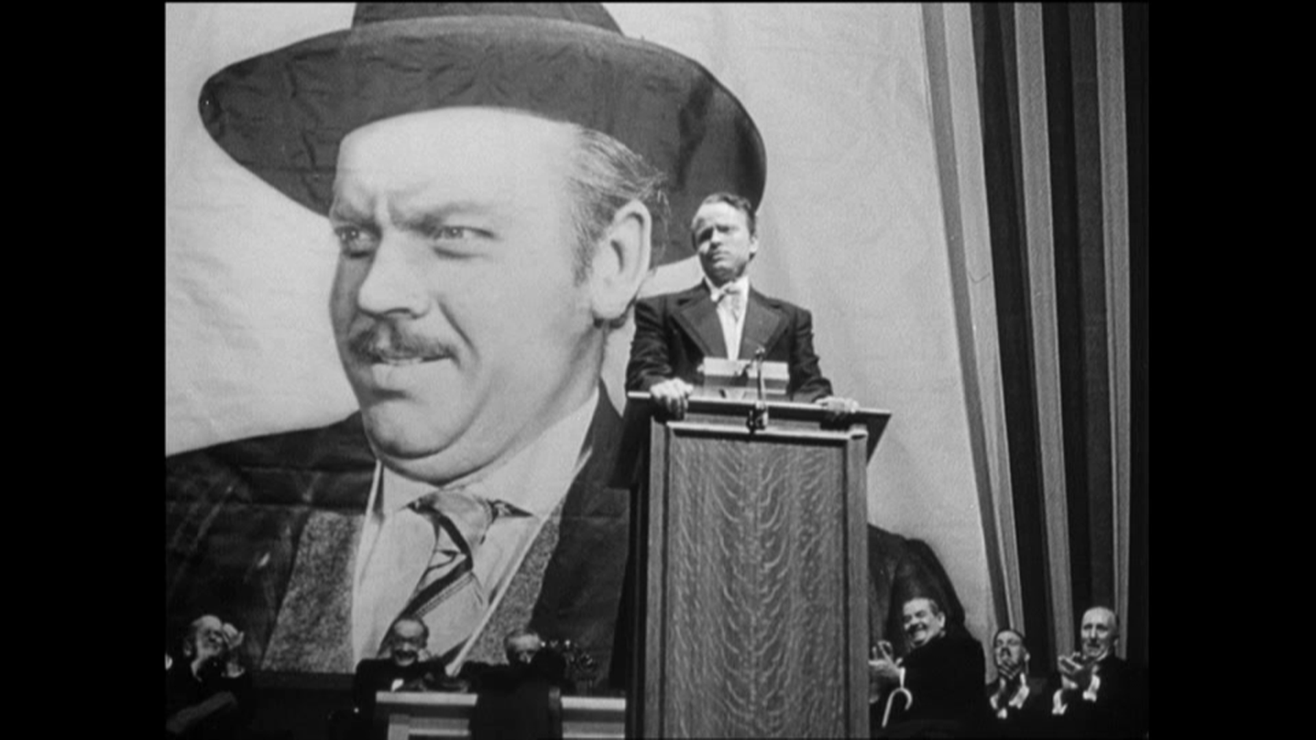 """citizen kane by orson wells essay Welles's career following the making of citizen kane  including a documentary """"essay"""" show called """"orson  google is blocking the world socialist web."""